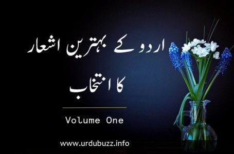 اردو کے بہترین اشعار کا انتخاب